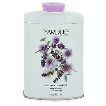 Talc lavande anglaise de Yardley London