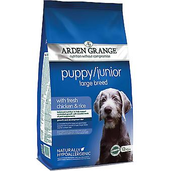 Arden Grange Puppy Junior Grande Razza - 12kg