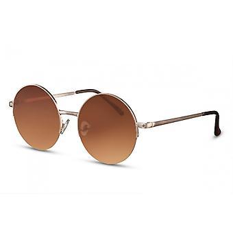 Okulary przeciwsłoneczne Unisex Cat.3 Brown (CWI2285)