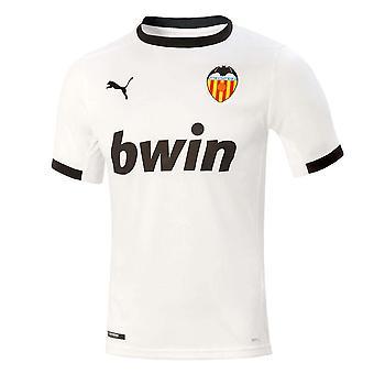 2020-2021 Valencia Hjem Skjorte