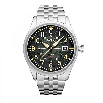 Oglądaj AVI-8 FLYBOY LAFAYETTE AV-4075-33 - Zegarek męski