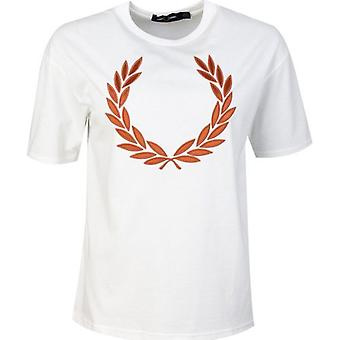 Fred Perry Authentics Laurel Large Logo T-Shirt