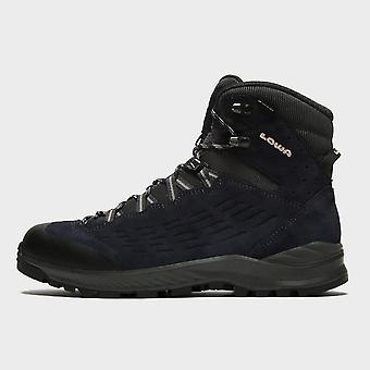 LOWA Women-apos;s Explorer Gore-Tex® Mid Walking Boots Bleu