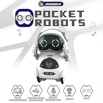 939a Pocket Rc Robot Talking Interactive Dialogue Voice Recognition Record
