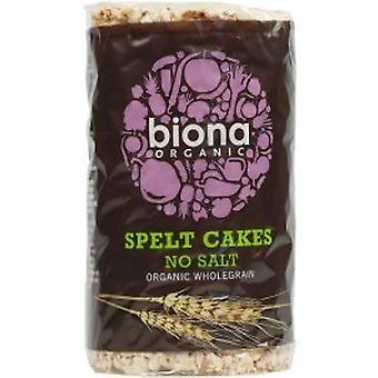 بيونا-الشوفان العضوية كعك الحبوب الكاملة 100%