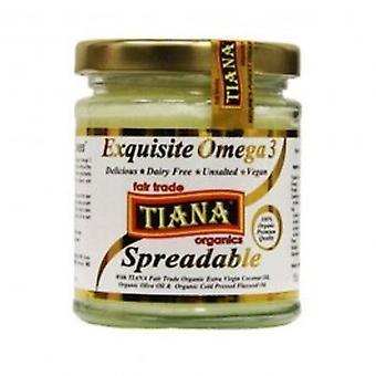 Tiana - Org Exquisite Omega 3 verspreid 150g