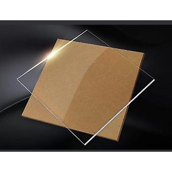 Organic Plexiglass Clear Transparent Acrylic Sheet