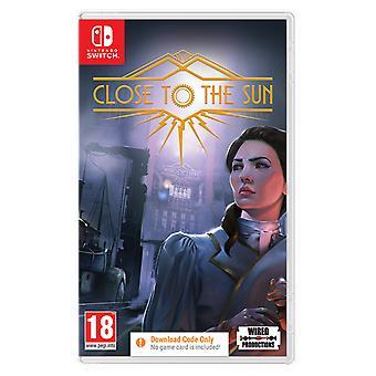 Lähellä Sun Nintendo Switch -peliä [Lataa koodi laatikkoon]