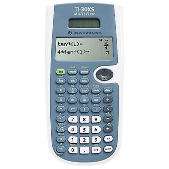 Texas Instruments TI 30 X Solar Scientific Calculator (Model No. 30XSMVTBL3E2)