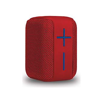 NGS ROLLERCOASTER Red 10W portable bluetooth speakers