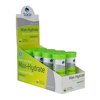 Trace Minerals Immunité Max-Hydrate, 10 onglets