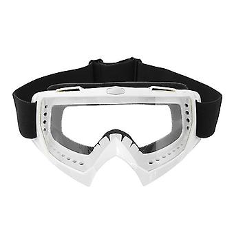 Clear Skiing Windproof Anti-UV Goggles Climbing CS Dust-proof Glasses
