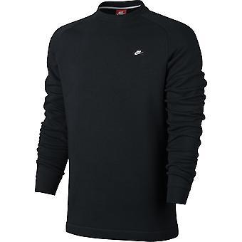 Nike Sportswear Modern Crew 885970 885970010 działa przez cały rok męskie bluzy
