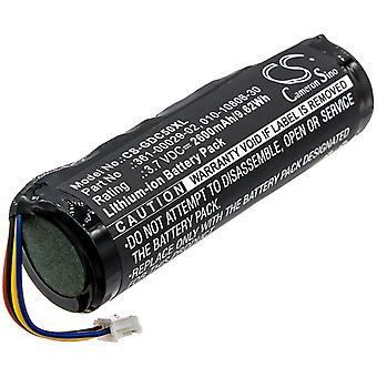 Collar Battery for Garmin 361-00029-02 010-11828-03 DC50 GAA002 GAA003 GAA004