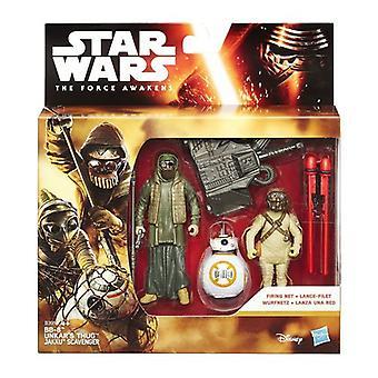 Star Wars E7 Figure (Pack of 2) com modelo variado