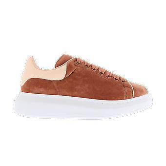 Alexander McQueen Sneaker Tessu S.Gomm Ofel Beige 553775W4KMF5734 kenkä