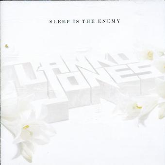 Jones Danko - Sleep Is the Enemy [CD] USA import