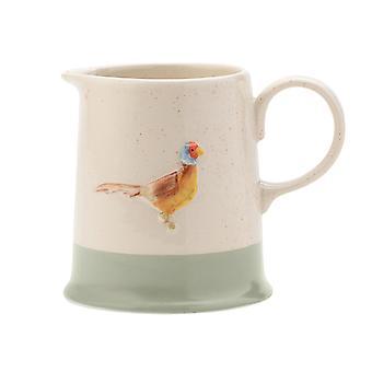 English Tableware Company Edale Jug Pheasant DD4337A02