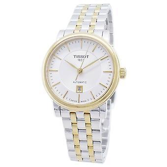 Tissot T-classic Carson Premium T122.207.22.031.00 T1222072203100 Automatische Damen's Uhr