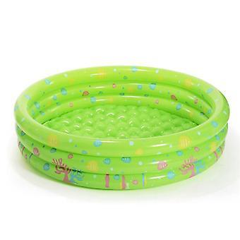 Piscine extérieure portative de bébé d'intérieur, baignoire gonflable de bassin