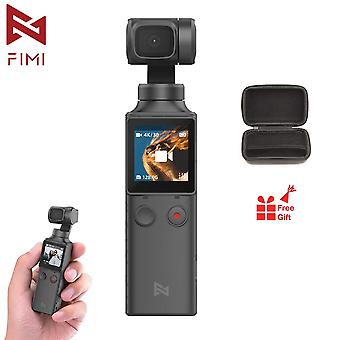 Fimi Palm 3-axis Handheld Gimbal Camera Stabilizer 128 Degree Wide Angle 4k Uhd