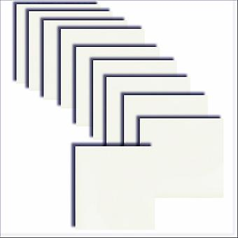 Frosty White Square Card Insert 140 x 140