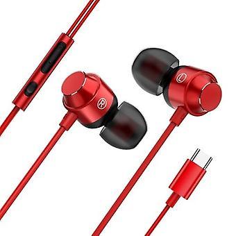 Type-C Wired Headphones