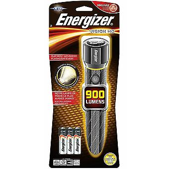 Energizer Vision Advanced HD Torch + 6 AA batterijen