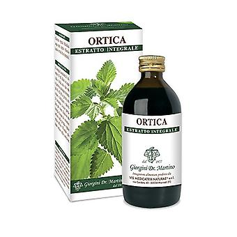 ORTICA ESTR INTEGRALE 200ML 200 ml