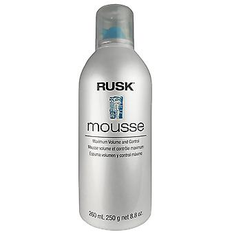 Rusk mousse 8.8 oz
