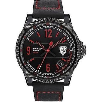 Scuderia ferrari horloge formule italia gemaakt in Italië 830271