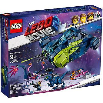 LEGO 70835 Rex ' s oppdagelsesreisende