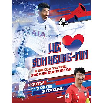 We Love Son HeungMin by Stead & Emily