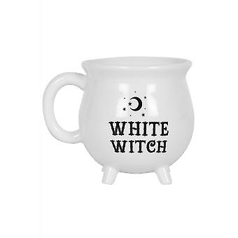 Something Different White Witch Cauldron Mug