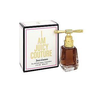 I am Juicy Couture Eau de Parfum Spray 30ml