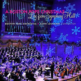 Boston Pops Orchestra - Boston Pops Kerstmis: Live From Symphony Hall [CD] USA import