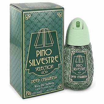 Pino Silvestre Selection Deep Charisma by Pino Silvestre Eau De Toilette Spray 4.2 oz / 125 ml (Men)