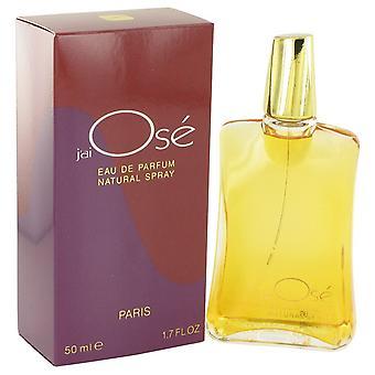 JAI OSE by Guy Laroche Eau De Parfum Spray 1.7 oz / 50 ml (Women)