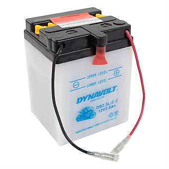 Dynavolt CB25LC High Performance Battery With Acid Pack