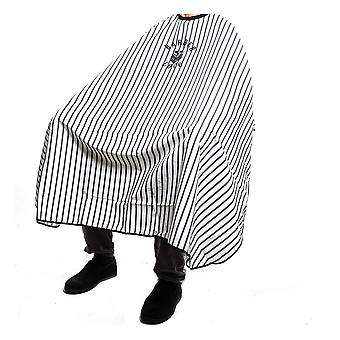 Barber Loco Pin Stripe Gown