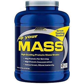 MHP Up Your Mass Fudge Brownie 2154 gr