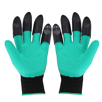 Gardening gloves with claw 1 pair