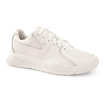 Shoes For Crews condor women's womens ladies trainers white UK Size