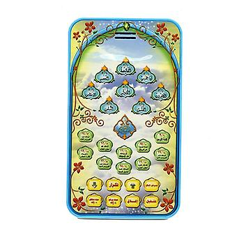 Arabic 18 Chapters Holy Quran For Muslim Early Learning Machine With Toy