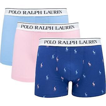 Polo Ralph Lauren 3 Pakkaus Kiinteä Logo Rungot