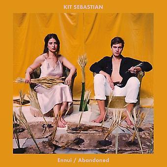 Sebastian,Kit - Ennui/Adandoned [Vinyl] USA import