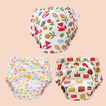 Baby Reusable Cloth Diaper - Ecological Potty Training Pants