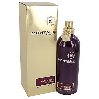 Montale mørk lilla Eau De Parfum Spray av Montale 3,4 oz Eau De Parfum Spray