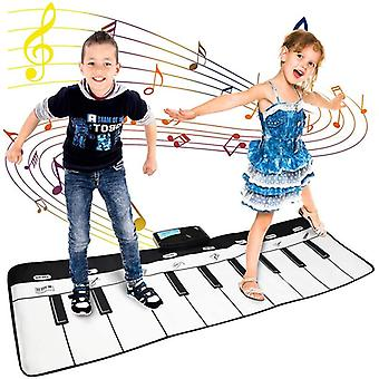 Electronic Musical Mat Keyboard-baby Piano Play Toy
