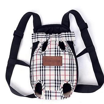 Mesh Pet Dog Carrier Plecak, Oddychający, Kamuflaż, Outdoor Travel Products,